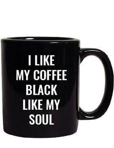 061374df32a black soul. mug State Of Grace, Line Design, Loungewear, Caffeine, Online