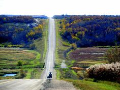 South central Manitoba where we liveis one of our favorite places and spaces. Rural life works for us and the whole area is filled with scenic places with lots to do and see throughout the 4 seasons we enjoy here. http://www.townofmanitou.ca/photogallery_pembina_valley.htm#