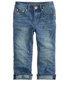 Girls Clothing | Capris | Denim Capri | ShopJustice.com
