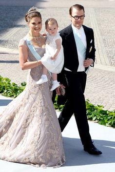 Best Dressed, Trumped the Bride: Princess Victoria of Sweden