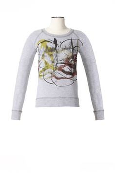 See All 50 Designer Pieces from the Target x Neiman Marcus Holiday Collection: Proenza Schouler sweatshirt, $29.99