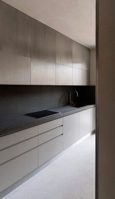 Exhilarating Remodeling Your Kitchen Should You Get A Dishwasher Ideas Luxury Kitchen Casa Nuda - Morq : Morq, Modern Kitchen Interiors, Luxury Kitchen Design, Kitchen Room Design, Modern Kitchen Cabinets, Kitchen Cabinet Design, Luxury Kitchens, Living Room Kitchen, Interior Design Kitchen, Kitchen Furniture