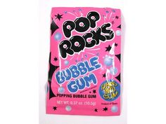 Bubble Gum Pop Rocks!!