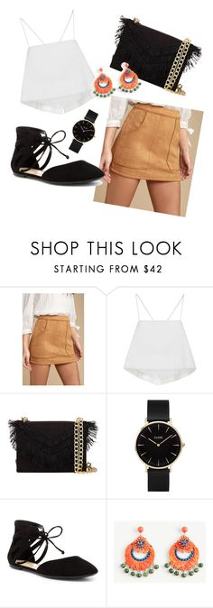 """Sin título #2"" by gmruffatti on Polyvore featuring moda, Honey Punch, A.L.C., Cynthia Rowley, CLUSE, Nine West y Ann Taylor"