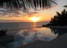 Amazing sunsets and private candlelit dinners on the terrace. Villa Alamandra www.villaalamandra.com