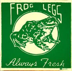 The Dish on Fish: Tenacious Trespasser #2: Bullfrog