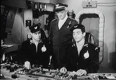 Rocky Jones - Space Ranger (Richard Crane far left) 1950's Sci Fi