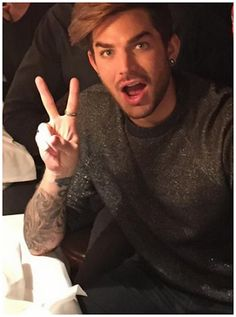 Adam Lambert | D.O.B 29/1/1982 (Aquarius)