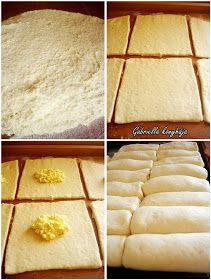Hungarian Desserts, Sweet Cookies, Cake Recipes, Muffin, Sweets, Bread, Food, Childhood, Infancy