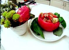 Mozerella Caprese Salad -OKitchen