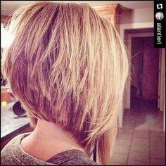 22 Ways to Wear Inverted Bob Hairstyles - Hottest Bob Hairstyles ...   Einfache Frisuren