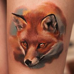 Tattoo of the day: Artist:@sivak_ He doesn't post very often, but when he does  What do you think about this killer fox tattoo?  #tattooistartmagazine #tattooistartmag #tattoomag #magazine #tattoo #tattoos #ink #inked #art #artist #artists #tattoooftheda | by TattooistArtMag