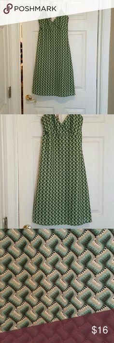 Ann Taylor Loft Sundress, Petite Lovely halter top sundress.  It's also fully lined. Ann Taylor Loft  Dresses