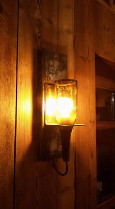 Lamps for our restaurant Krmelec ( Feeding-rack :)