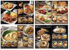 Hainanese Restaurant Menu