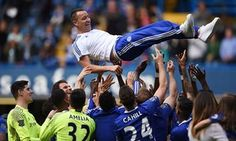 John Terry signs new one-year contract to stay at Chelsea