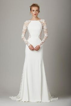Not really wedding dress-y to me, would love it in black though