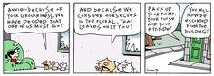 Ten Cats Comic Strip, July 09, 2015 on GoComics.com