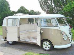 63 Ideas For Volkswagen Campers Van Vw Bus Volkswagen Transporter, Beetles Volkswagen, Vw T1 Camper, Vw Caravan, Hippie Camper, Auto Volkswagen, T3 Vw, Volkswagen Karmann Ghia, Volkswagen Bus Interior