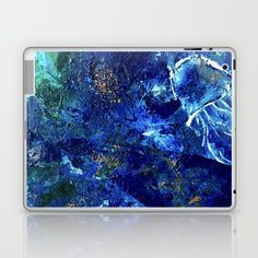 Buy Jelly Belly of the Deep, Tiny World Environmental Collection Laptop & iPad Skin by anoellejay. Worldwide shipping available at Society6.com. Just one of millions of high quality products available.  Fashion art and home decor by @anoellejay @society6