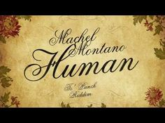 Human (Official Audio) - Machel Montano   Soca 2016 - YouTube