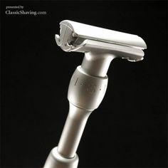 Merkur Vision: aluminum safety razor?