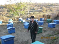 Svetik from Armenia, farmer @ beekeeper