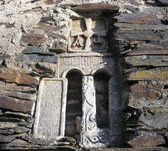 El Bierzo Prerrománico: La ermita de la Santa Cruz de Montes de Valdueza