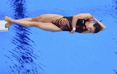 Women's 3m Springboard Prelims - Diving Slideshows | NBC Olympics