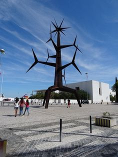 expo lisboa Wind Turbine, Portugal, The Mirage, Tejidos, Travel