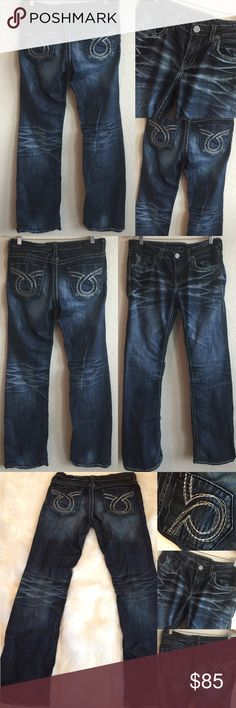 🌟 BIG STAR 🌟 Liv Boot Jeans, Size 31 Regular Gorgeous!  Excellent condition!  Bundle to save! Big Star Jeans Boot Cut