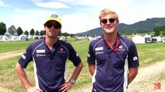 Sauber F1 Team - Austrian Grand Prix 2016 Preview (VIDEO)