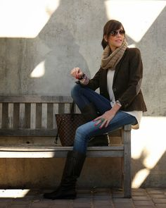 BeTrench: Wool Blazer