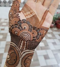 Beautiful Henna Mehndi Designs for Hands