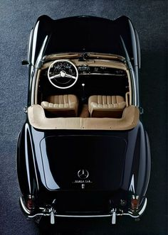 1955-1963 Mercedes-Benz 190 SL