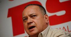 ¡PREMIO DE CONSOLACIÓN! Diosdado Cabello conformará Comando Nacional Antigolpe