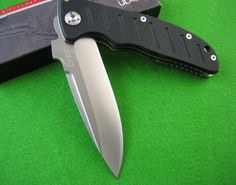 Classic Enlan EL-01A Bee EL-01A Folding Knife G10 Handle One Hand Open Camping Tool Gift by Enlan, http://www.amazon.com/dp/B00CFX38DG/ref=cm_sw_r_pi_dp_cogpsb18CWJ06