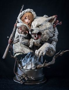 High quality anime models with best price. Feature garage kits, painted resin kits, Five Star Stories models, PVC figures and original sculptures. Toy Art, 3d Model Character, Character Art, Statues, 3d Figures, Action Figures, Modelos 3d, Fantasy Miniatures, Zbrush