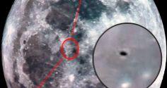 Unidentified Flying Object o Unknown Flying Object: Astrofilo americano filma un UFO sulla Luna