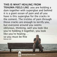 EMDR Therapy - An integrative psychotherapy approach used for the treatment of trauma. Trauma Quotes, Mental Health Facts, Ptsd Recovery, Trauma Therapy, Behavioral Therapy, Ptsd Awareness, Under Your Spell, Complex Ptsd, Stress Disorders