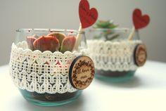 De Origen wedding souvenirs <3 #love #ecogifts Snow Globes, Love, Desserts, Home Decor, Raw Materials, Amor, Tailgate Desserts, Deserts, Decoration Home