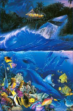 christian lassen | Christian Lassen (часть II) - Хозяева моря ...