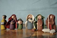 "This blog is titled 27 Worst Nativity Sets, but ""worst"" is a subjective term. I applaud those who march to the beat of a different drummer, and especially those with a sense of humor. Zombie Nativity"