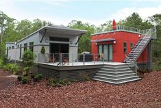 I was just turned onto this pre-fab home called iHouse by Clayton Homes in Knoxville, TN... very cool! by judy.verro