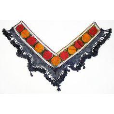 Vintage Turkmen Textile: Ethnic Wallhanging, Saye Gosha 4 Afghan Tribal Arts TAFA Market http://www.tafaforum.com/market/featured-collection/