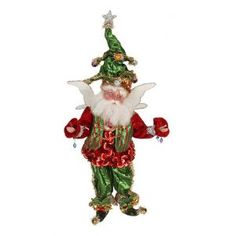Mark Roberts Christmas Tree Fairy 9″, 51-27958 $43.50