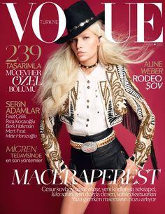 Vogue Turkey, May 2012