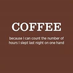 Story of My Life!It sux cuz it's not even the coffee that's keeping me up at night either! I Love Coffee! Funny Pictures Of The Day – 92 Pics I Love Coffee, Coffee Break, My Coffee, Coffee Talk, Drink Coffee, Coffee Plant, Coffee Zone, Night Coffee, Coffee Barista