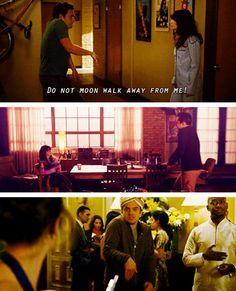 New Girl - nick Miller and Jessica Day
