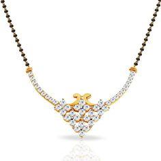 #Buy Pushti Diamond Mangalsutra #Pushti Diamond Mangalsutrat price in India, Pushti Diamond Mangalsutra price #Pushti Diamond Mangalsutrat #price of Pushti Diamond Mangalsutrat #Diamond Mangalsutra, Pushti Diamond Mangalsutra #gift for woman #gift ideas for #gifts to her #jacknjewel.com Diamond Mangalsutra, Gold Mangalsutra Designs, Groom Ties, Married Woman, Indian Jewelry, Jewelry Stores, Jewellery, Accessories, Women